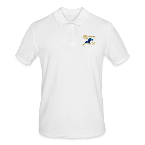 KnutstockAnniversaryBanner Thyranathaurus - Männer Poloshirt