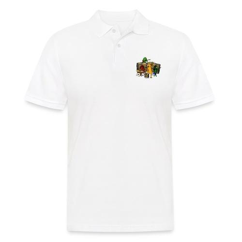 Kobold Metal Band - Men's Polo Shirt