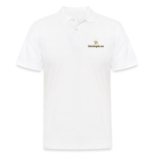 Einfachangeln Teamshirt - Männer Poloshirt