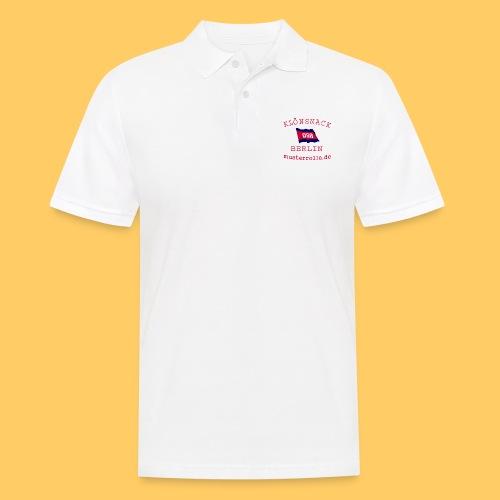KiB-Logo-gif - Männer Poloshirt