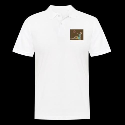 Steven Universe Pearl fanart - Men's Polo Shirt