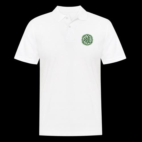 Green Celtic Triknot - Men's Polo Shirt