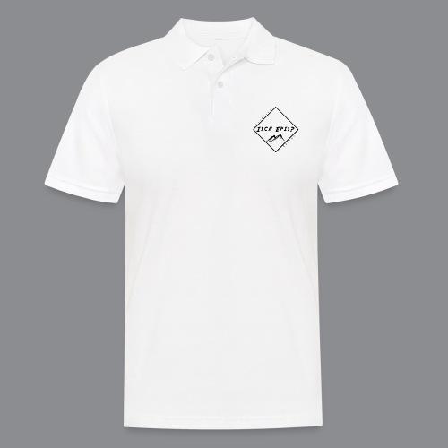 isch epis? - Männer Poloshirt