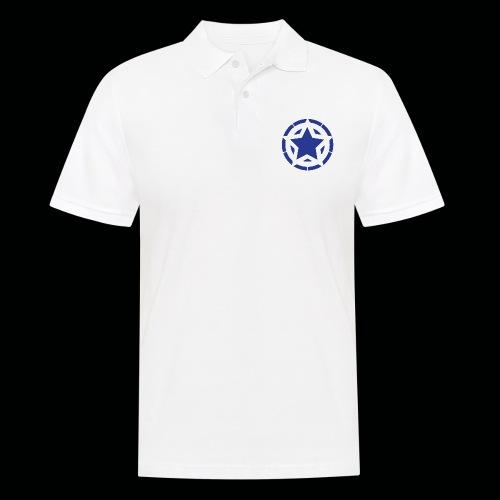 Stern Logo - Männer Poloshirt