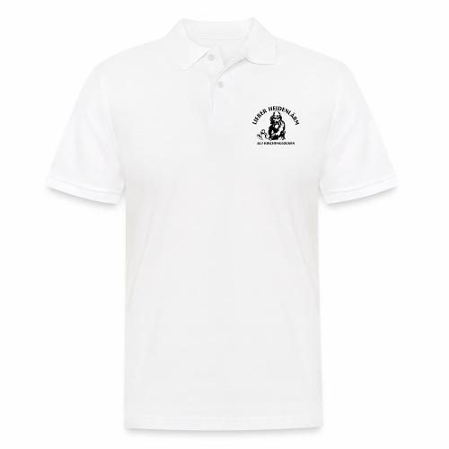 Heidenlärm - Männer Poloshirt