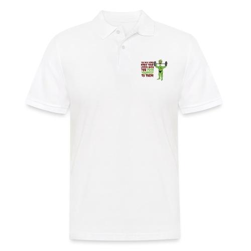 Push yourself - Men's Polo Shirt
