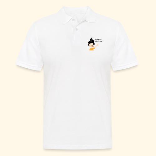 anseo, a mhúinteoir - Men's Polo Shirt