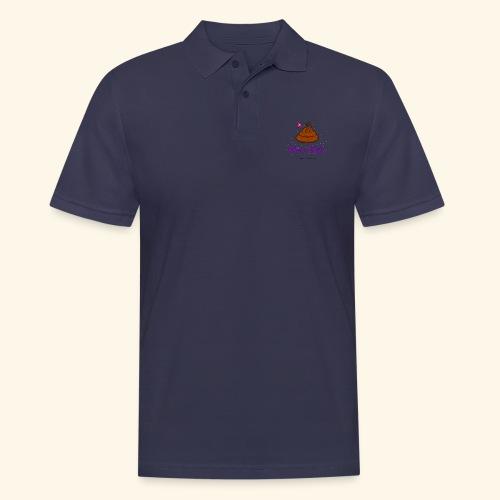 Schöne Scheiße Kacke - Männer Poloshirt