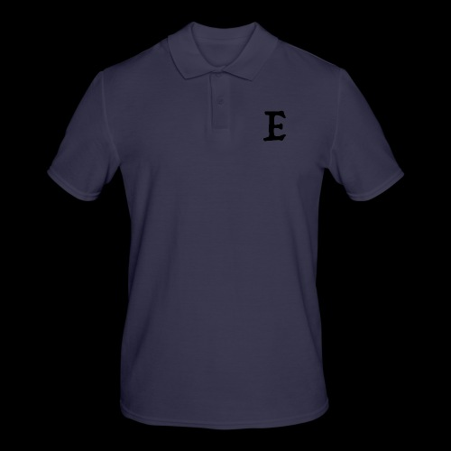 E black - Polo Homme