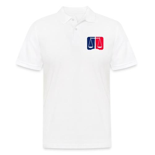 Logo2 - Männer Poloshirt