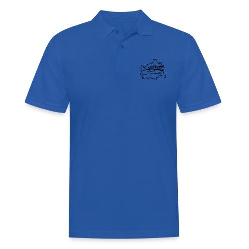 Laufvagabunden T Shirt - Männer Poloshirt