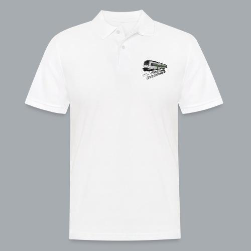 Pendeln - Männer Poloshirt