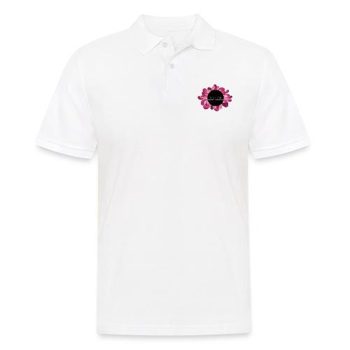 Miesten t-paita punainen logo - Miesten pikeepaita