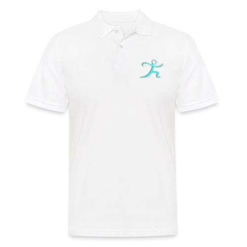 Tai Chi - einfache Peitsche - Männer Poloshirt