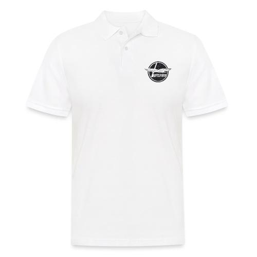 Loftleidir svart Vintage - Poloskjorte for menn