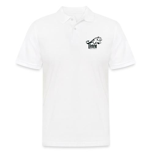 TIGER ZURICH digitaltransfer - Männer Poloshirt