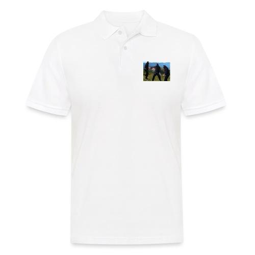 Chasvag ninja - Poloskjorte for menn