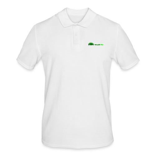 wash me - Men's Polo Shirt