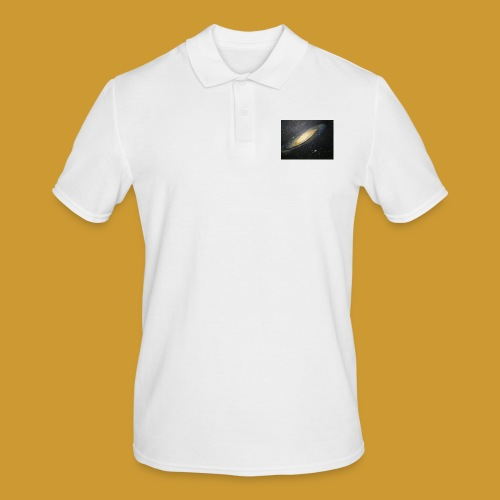 Andromeda - Mark Noble Art - Men's Polo Shirt