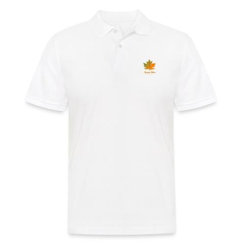 Space Atlas T-Shirt Autumn - Herre poloshirt