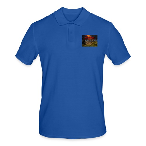 The Devolved Long TS1 - Men's Polo Shirt