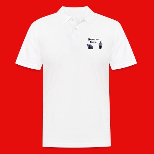 samme motiv - Poloskjorte for menn