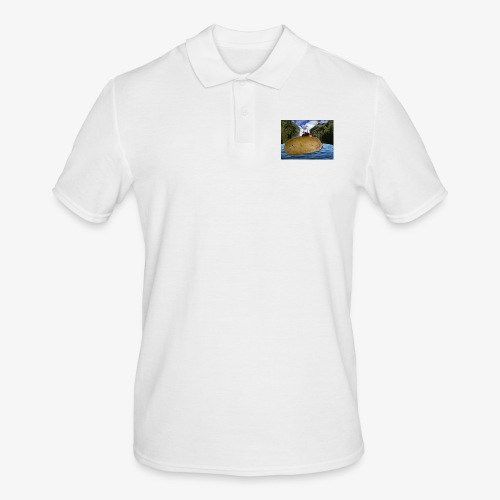 Test - Men's Polo Shirt