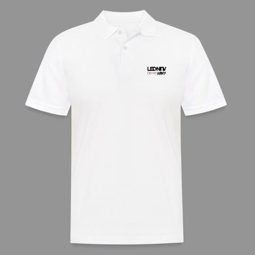 LeonTV ̶c̶̶r̶̶e̶̶w̶ ARMY - Männer Poloshirt