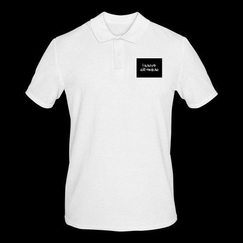 Survived - Männer Poloshirt