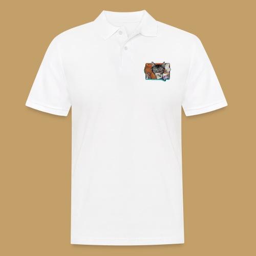 Crime Cat - Koszulka polo męska