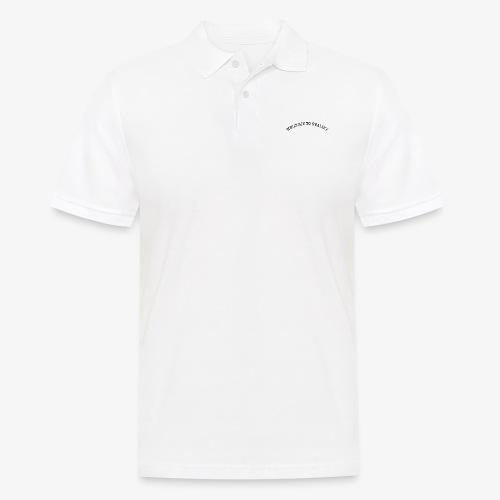 WELCOME TO REALITY - Männer Poloshirt