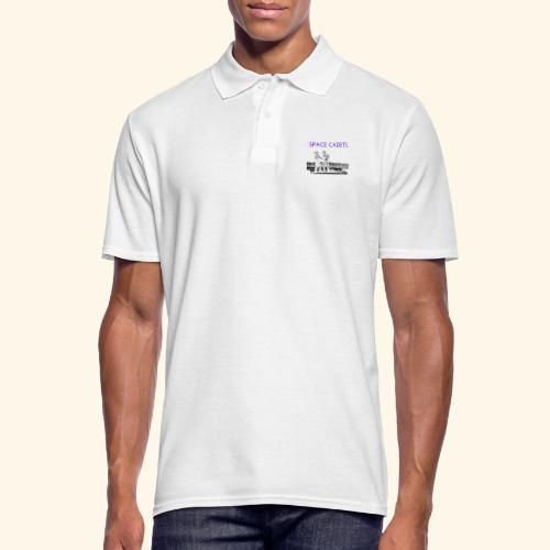 Space Cadets - Männer Poloshirt