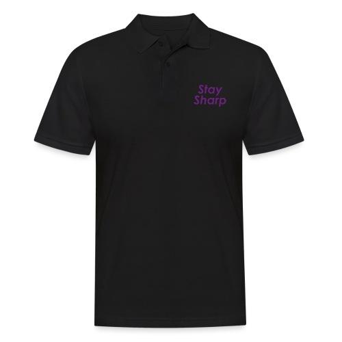 Stay Sharp - Polo da uomo