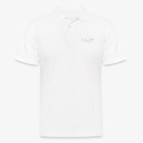 Cooks Knife Diagram - Men's Polo Shirt