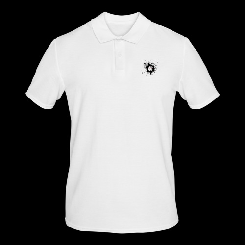 Sonnit LIMITED EDITION Black/Red - Men's Polo Shirt