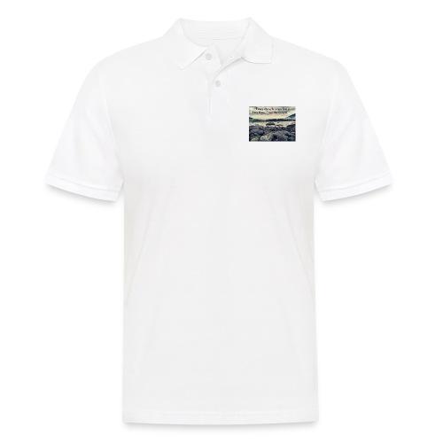 Oceanheart - Poloskjorte for menn
