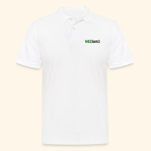 weed - Männer Poloshirt