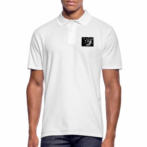 Familienbild - Männer Poloshirt