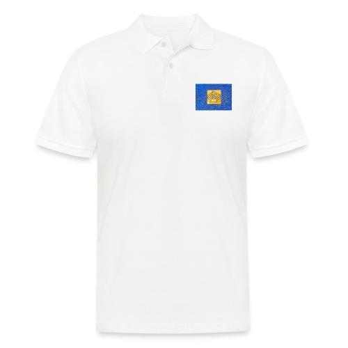 Scallop Shell Camino de Santiago - Men's Polo Shirt