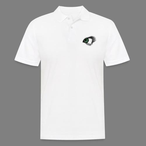 Auge 1 - Männer Poloshirt