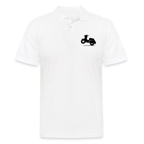 Schwalbe knautschig - Männer Poloshirt