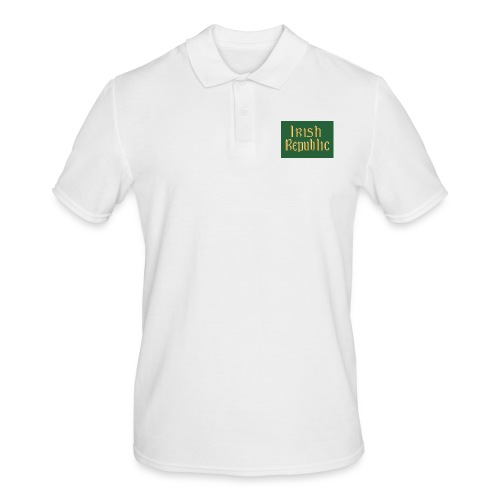 Original Irish Republic Flag - Men's Polo Shirt