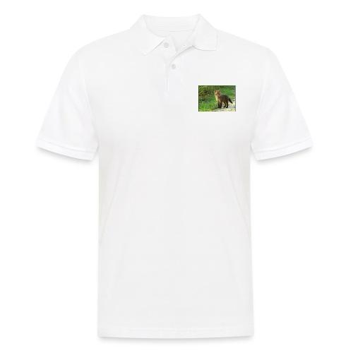 vossen shirt kind - Mannen poloshirt