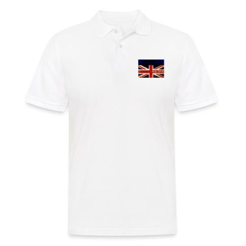 Brittish Flag - Pikétröja herr