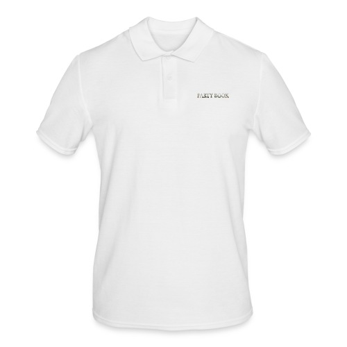 PartyBook - Männer Poloshirt