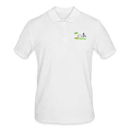 City Gates - Men's Polo Shirt