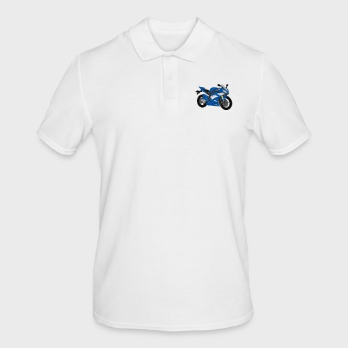 R6NICK Bike - Men's Polo Shirt