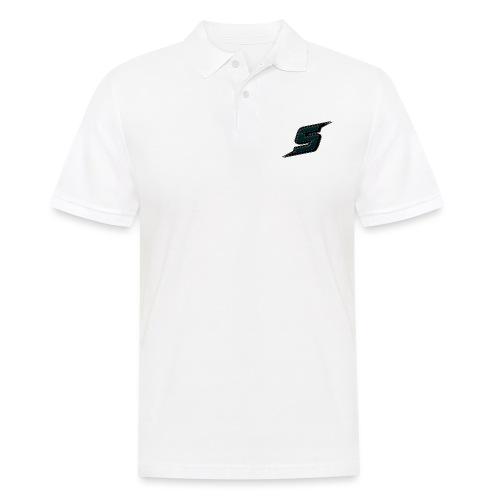 Stripo Logo - Men's Polo Shirt
