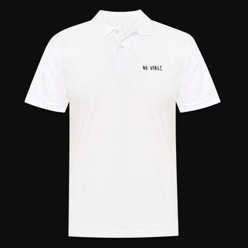 NoVibes - Men's Polo Shirt