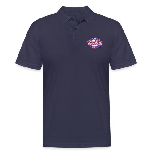 Retro baseball logo - Men's Polo Shirt